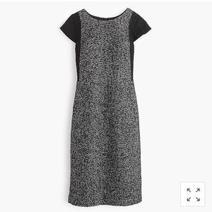 J.Crew Petite Lace Sheath Dress